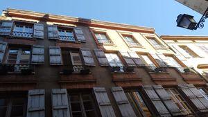 Estimatif pour l'aménagement de deux appartements dans un immeuble du centre de Toulouse