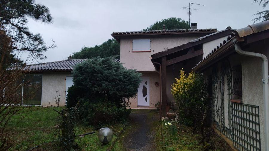 rénovation intérieure d'une maison à l'Union prés de Toulouse