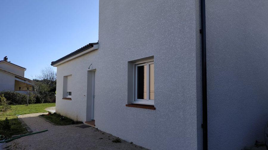 travaux de rénovation d'une maison à Toulouse