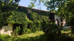 Travaux de rénovation complète d'une maison à Saint Michel de Landes