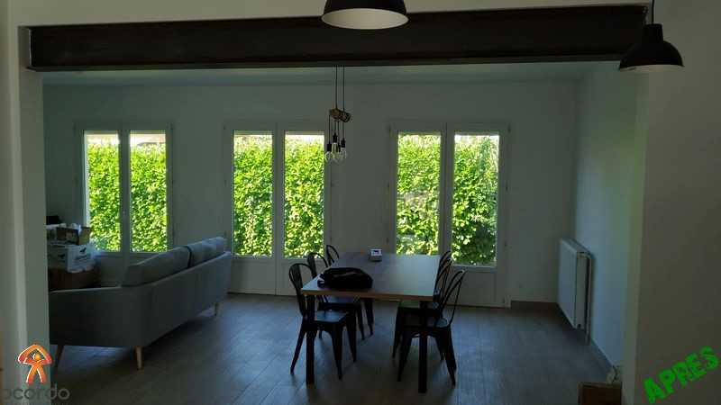 Travaux de rénovation de maison à Toulouse