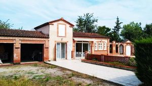 Travaux de rénovation complet d'une maison à Couffouleux