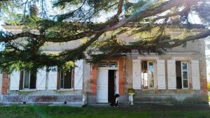 Rénovation d'une maison de maître à Corronsac