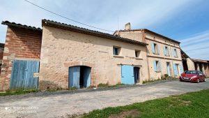 Aménagement d'une grange à Saint-Julien-de-Puy
