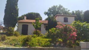 Extension d'une maison à Saint-Jean